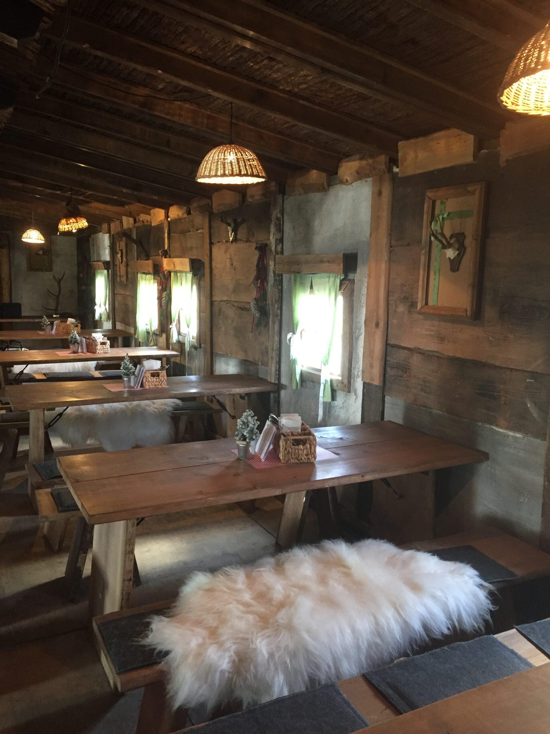 Hütte am Feldberg